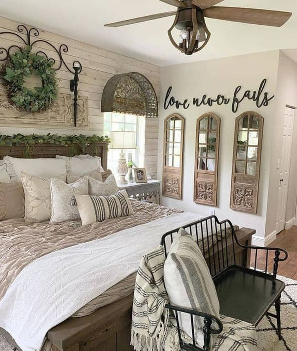 The Best Ideas To Decorate Interior Design With Farmhouse Style 34