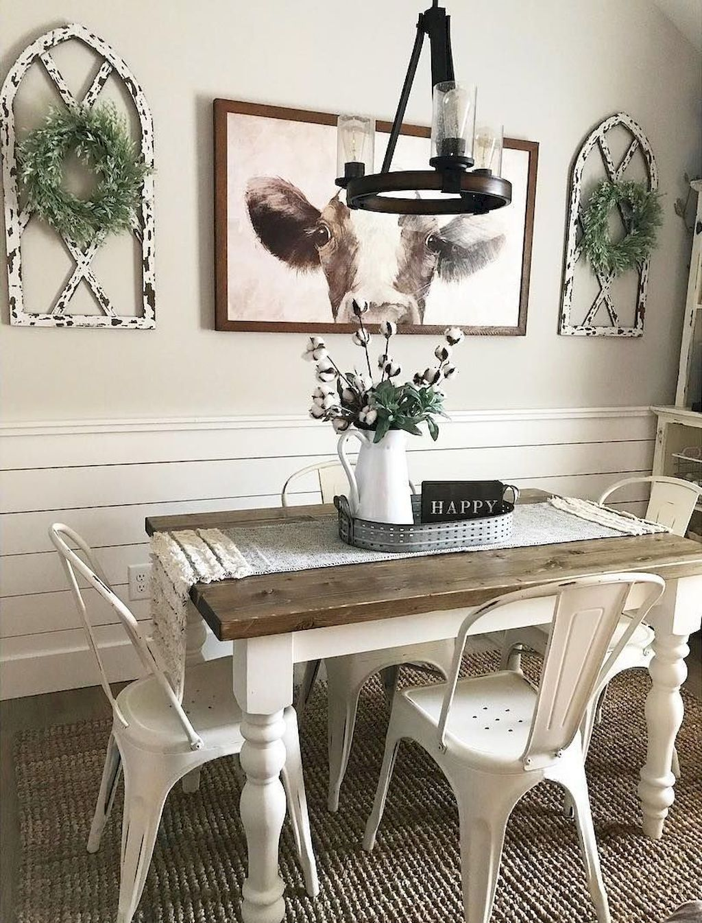 The Best Ideas To Decorate Interior Design With Farmhouse Style 38