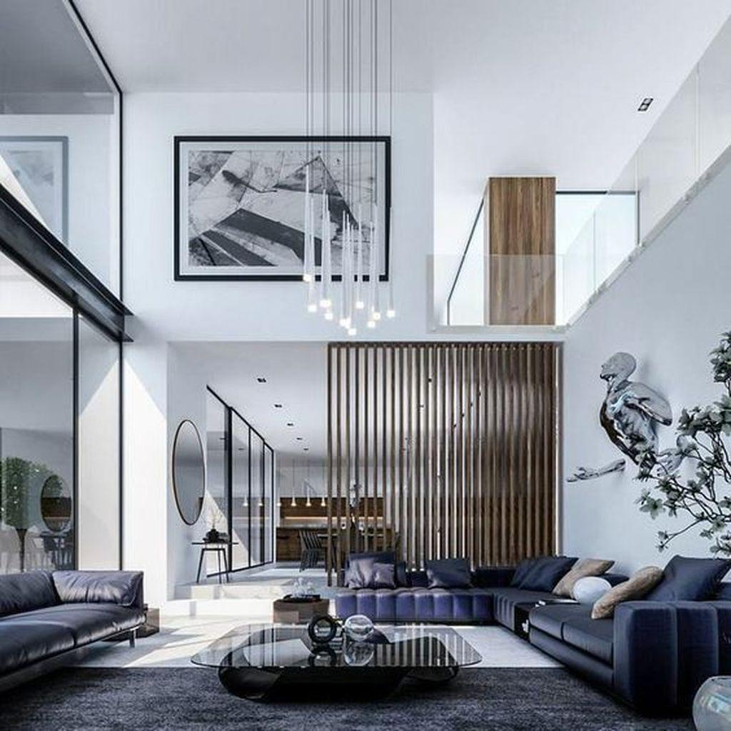 Amazing Contemporary Living Room Decoration Ideas 08