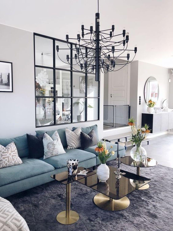 Amazing Contemporary Living Room Decoration Ideas 11