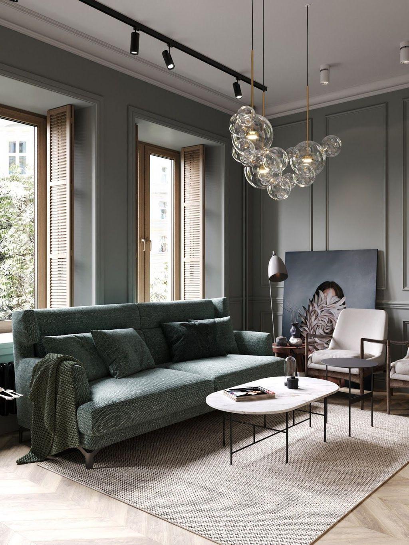 Amazing Contemporary Living Room Decoration Ideas 34