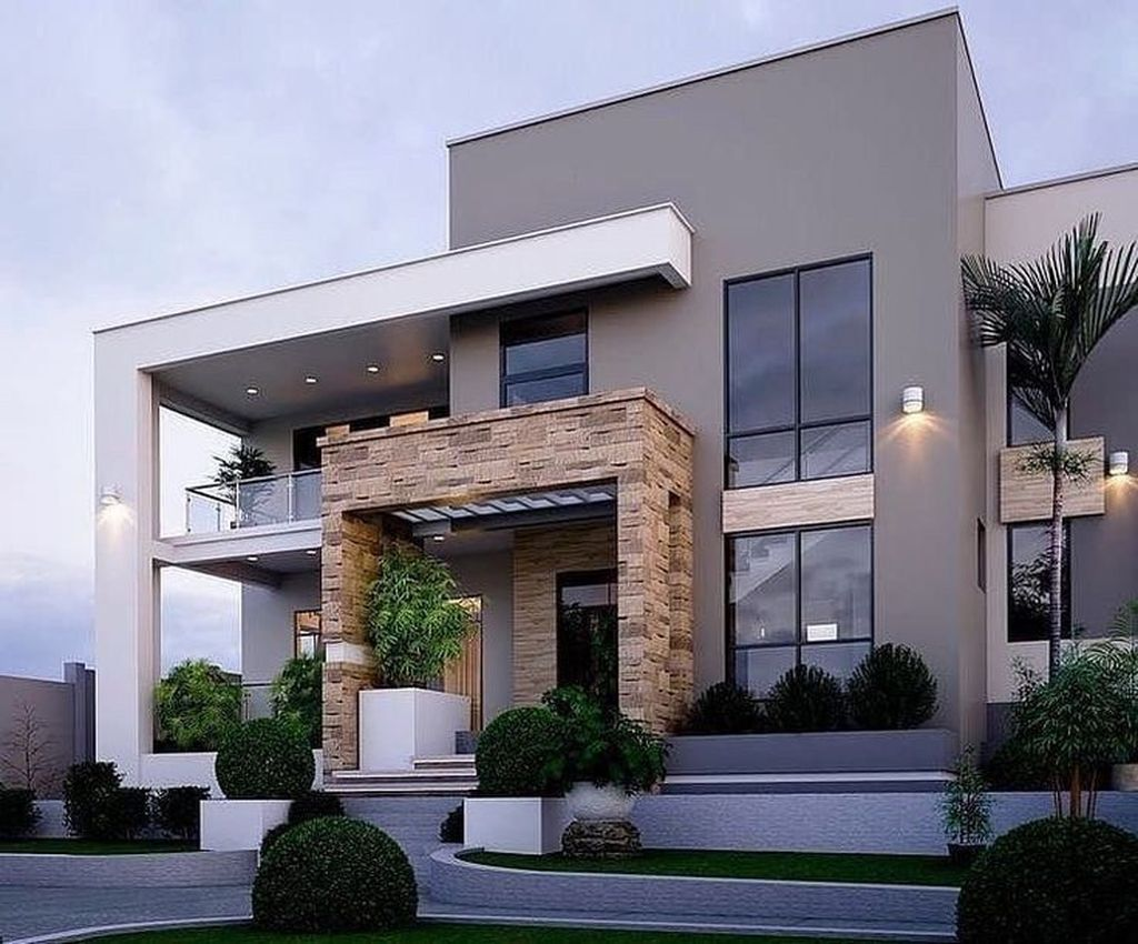 Awesome Modern Home Design Ideas That You Definitely Like 08