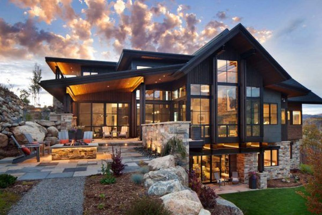 Awesome Modern Home Design Ideas That You Definitely Like 28