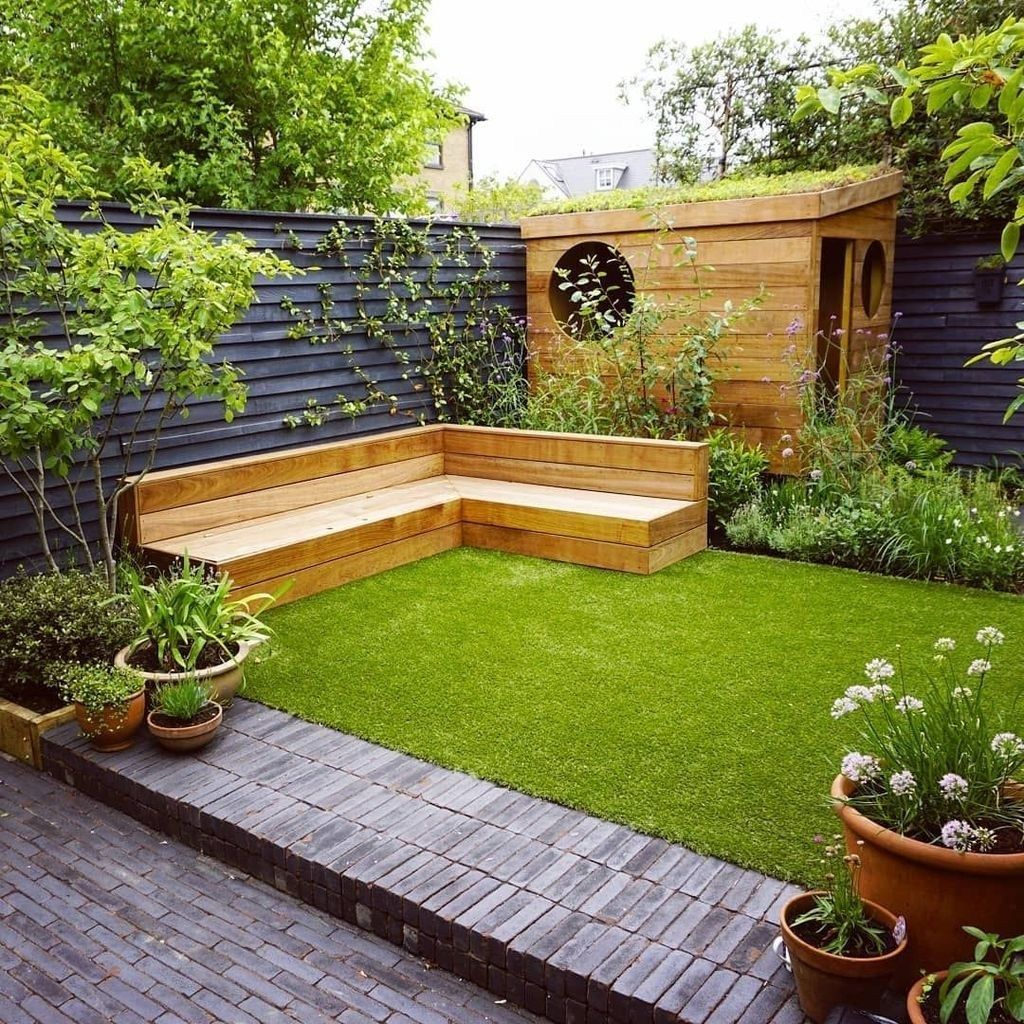 Beautiful Garden Design Ideas That You Should Try Now 10