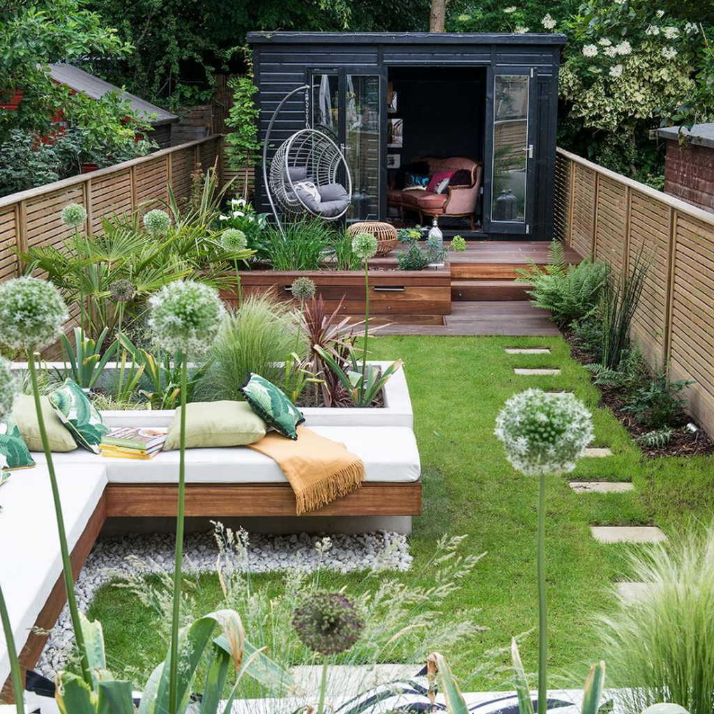 Beautiful Garden Design Ideas That You Should Try Now 17