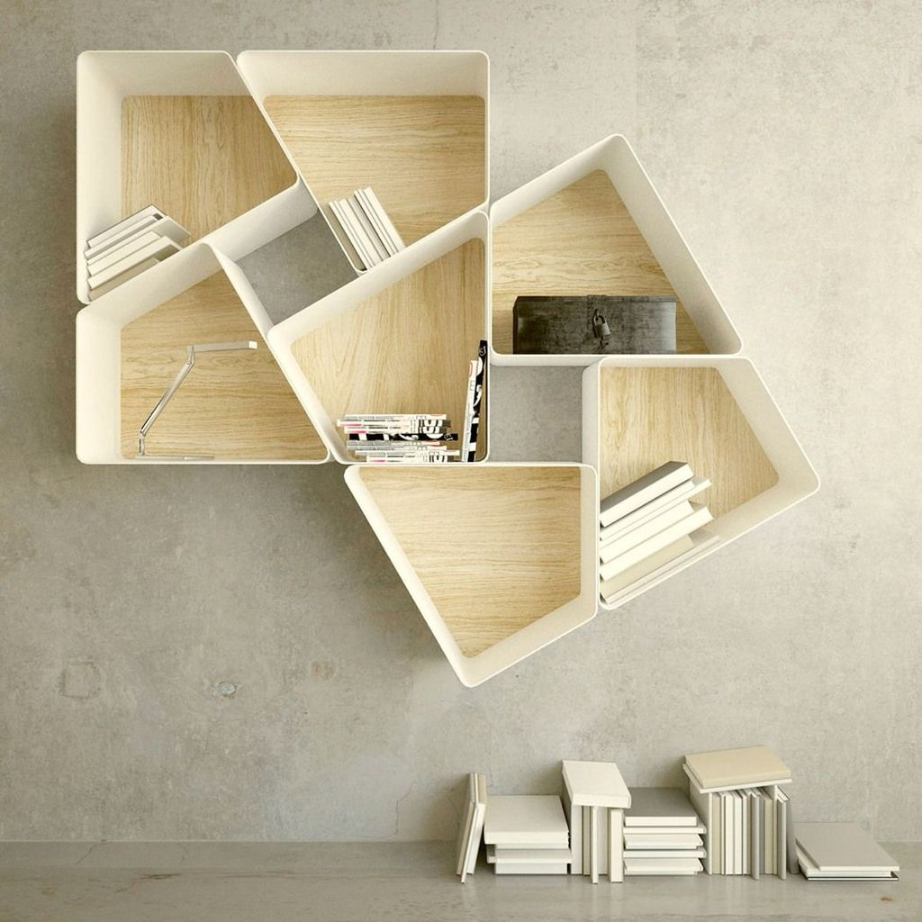 Fabulous Bookshelf Design Ideas For Your Interior Decor 04