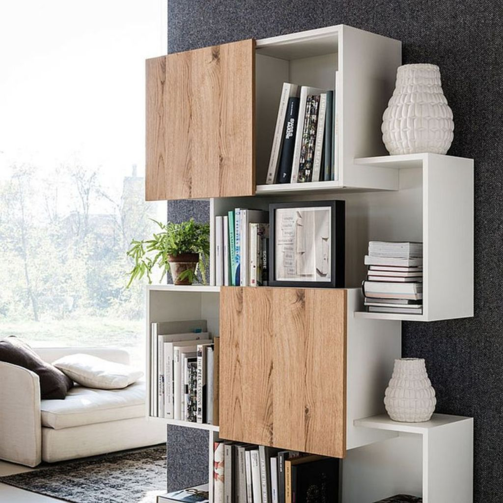 Fabulous Bookshelf Design Ideas For Your Interior Decor 07