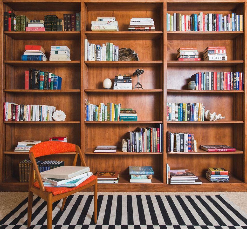 Fabulous Bookshelf Design Ideas For Your Interior Decor 31