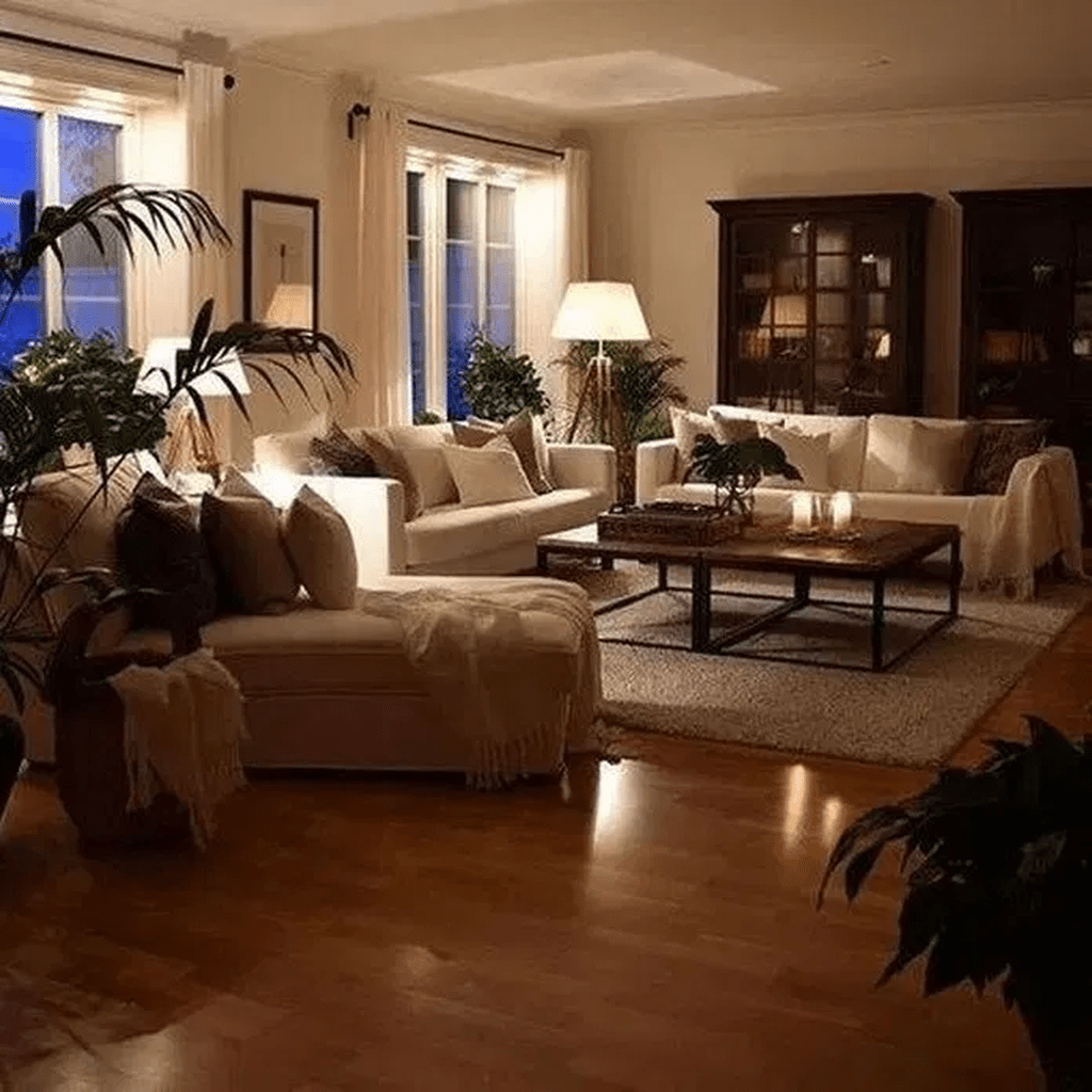 Fascinating Traditional Living Room Decor Ideas You Will Love 08