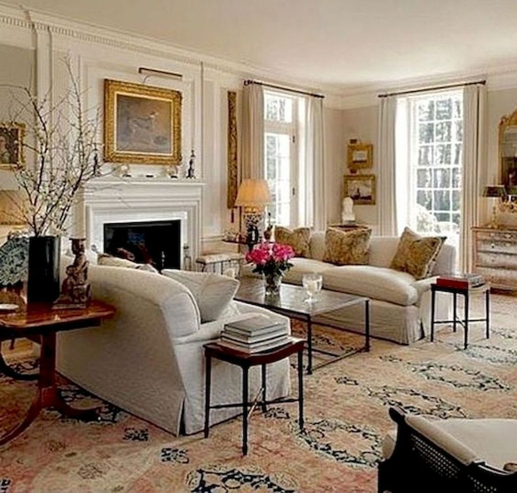 Fascinating Traditional Living Room Decor Ideas You Will Love 11