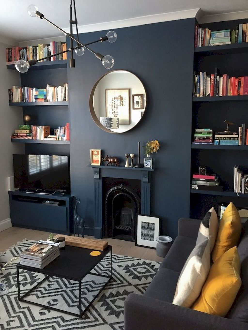 Fascinating Unique Living Room Ideas You Definitely Like 19
