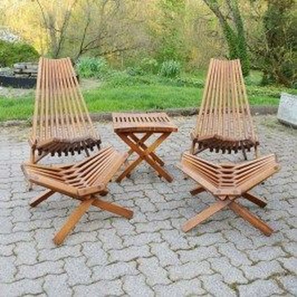 Gorgeous Outdoor Chairs Design Ideas 09
