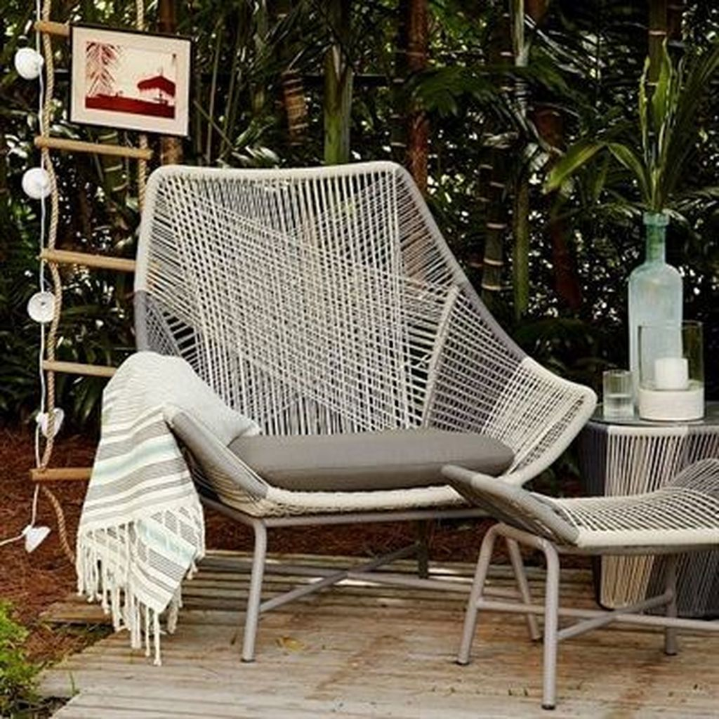 Gorgeous Outdoor Chairs Design Ideas 16