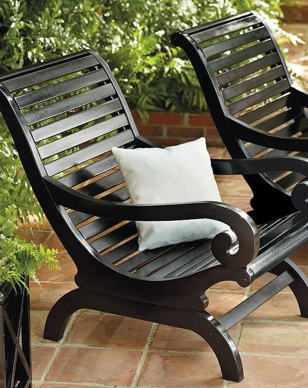 Gorgeous Outdoor Chairs Design Ideas 34
