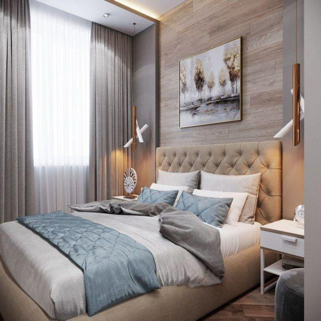 33 Inspiring Elegant Small Bedroom Decor Ideas You Must ...