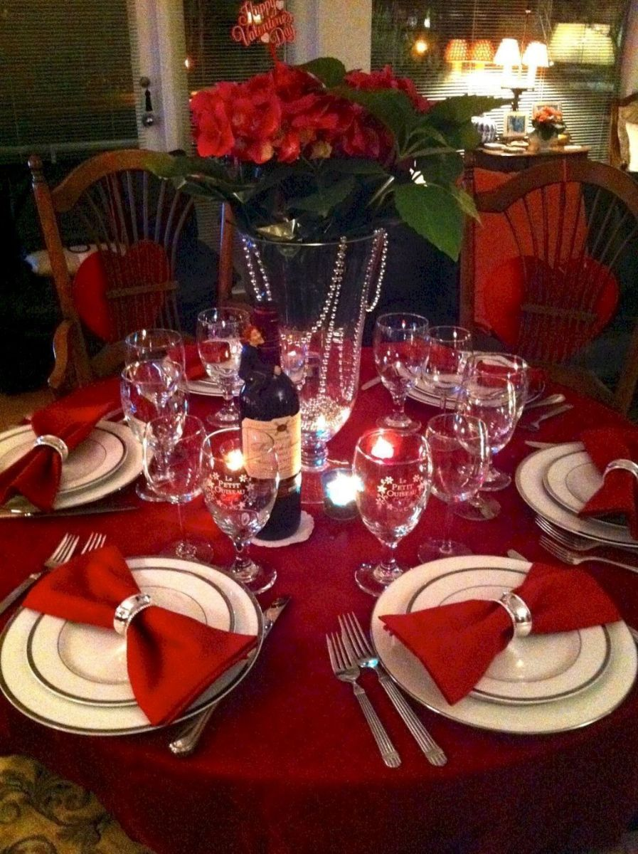 Inspiring Romantic Dining Table Decor Ideas 32 Magzhouse