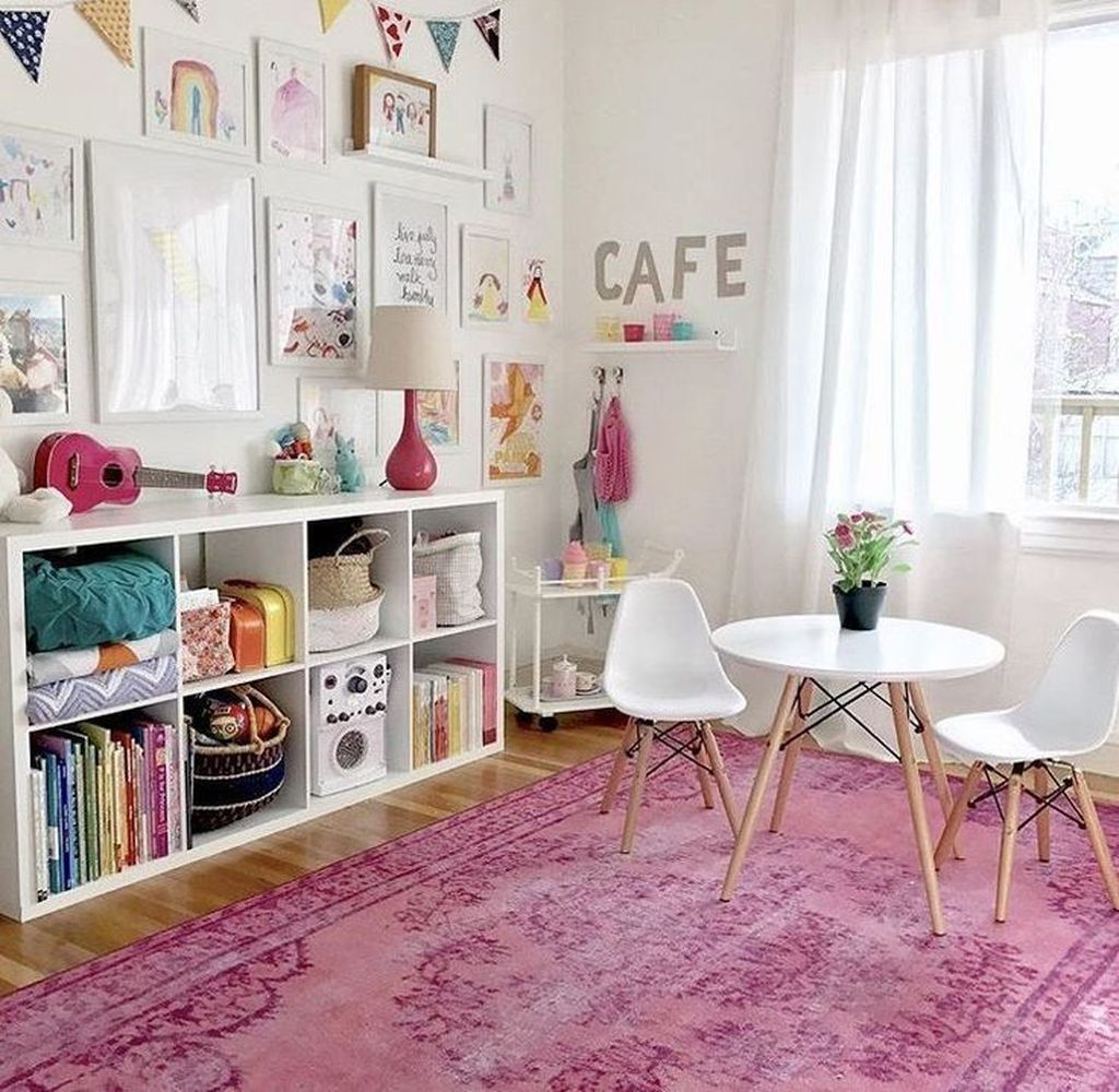 Nice Playroom Design Ideas For Your Kids 10