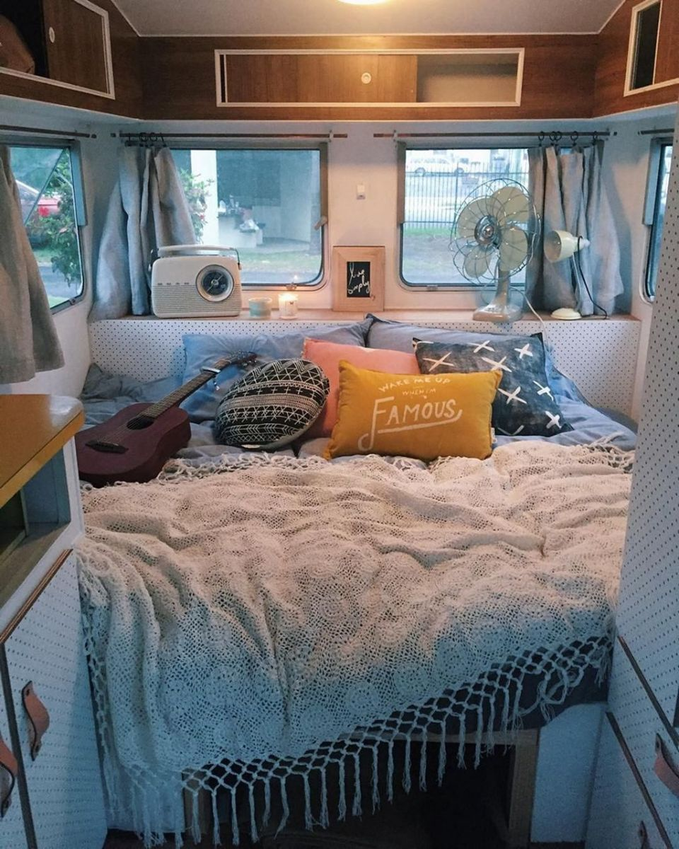 Nice RV Bedroom Ideas That Will Inspire You 09