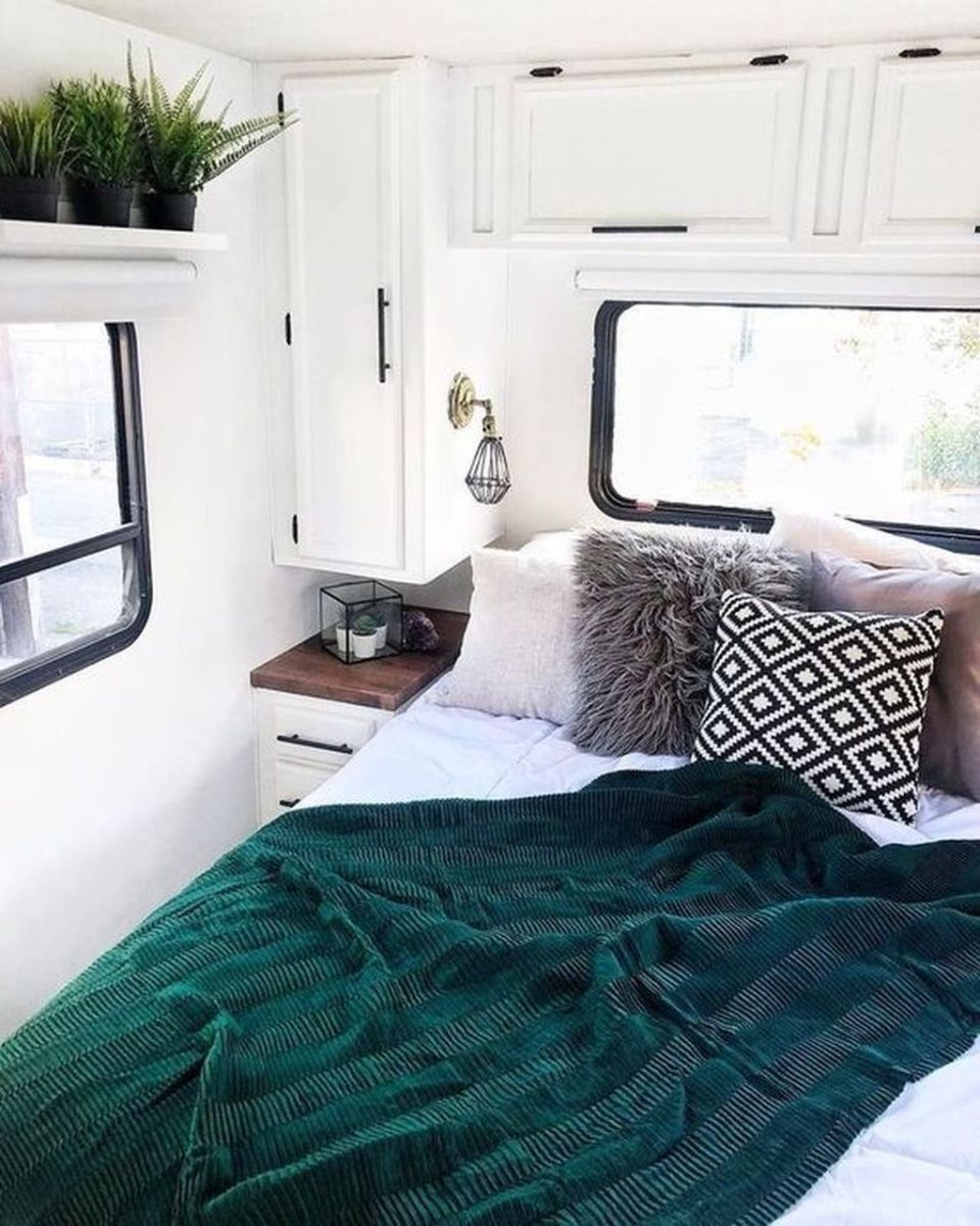 Nice RV Bedroom Ideas That Will Inspire You 17