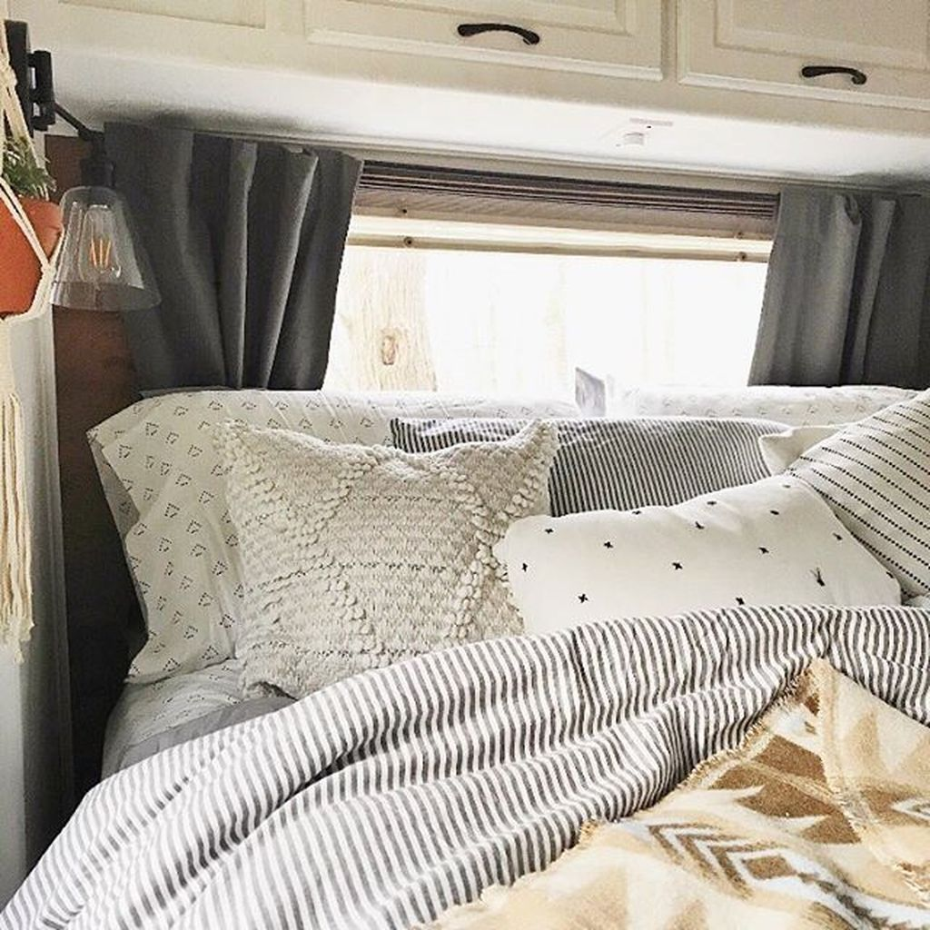 Nice RV Bedroom Ideas That Will Inspire You 20
