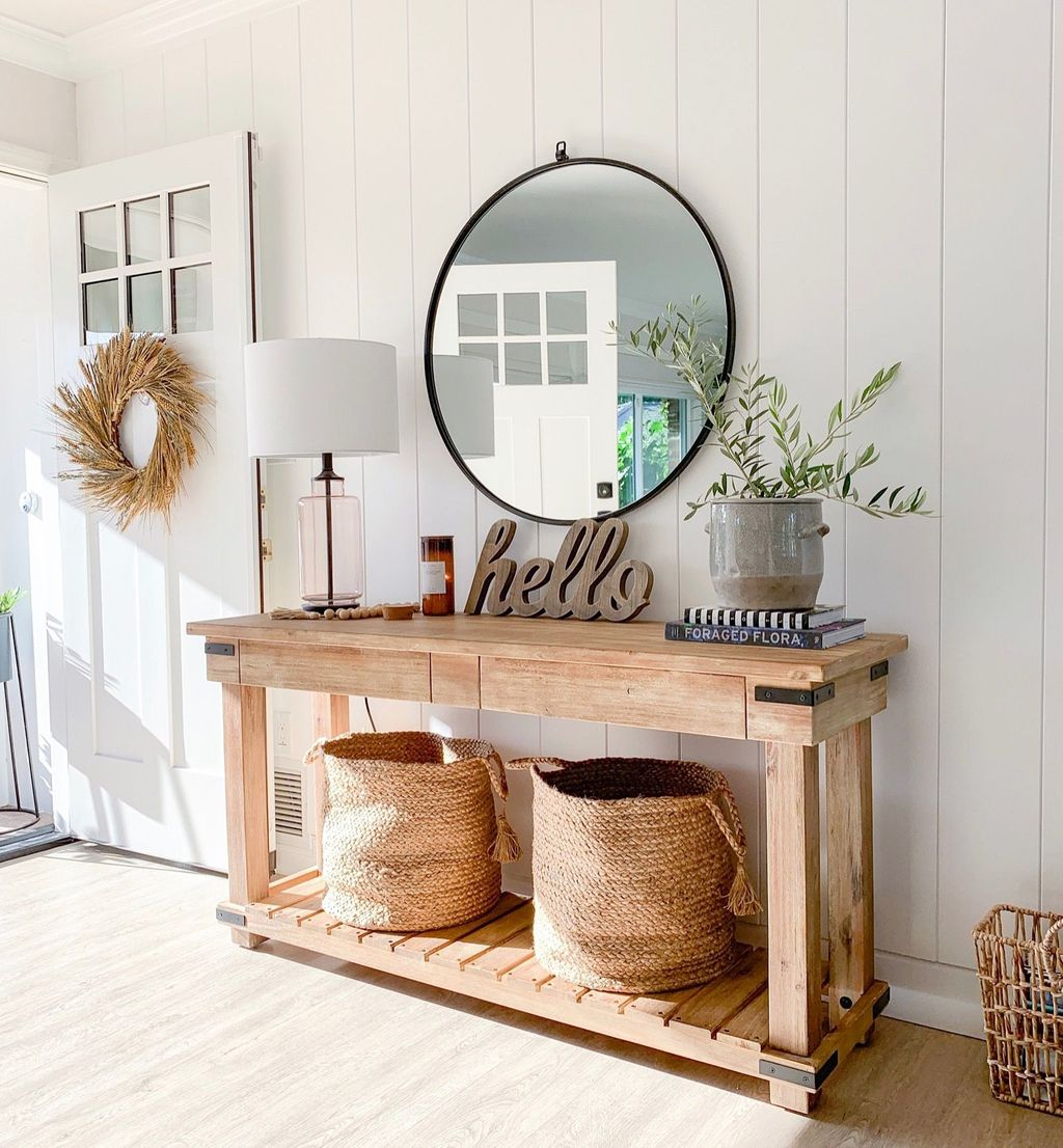 Popular Entryway Decor Ideas You Should Copy Now 19
