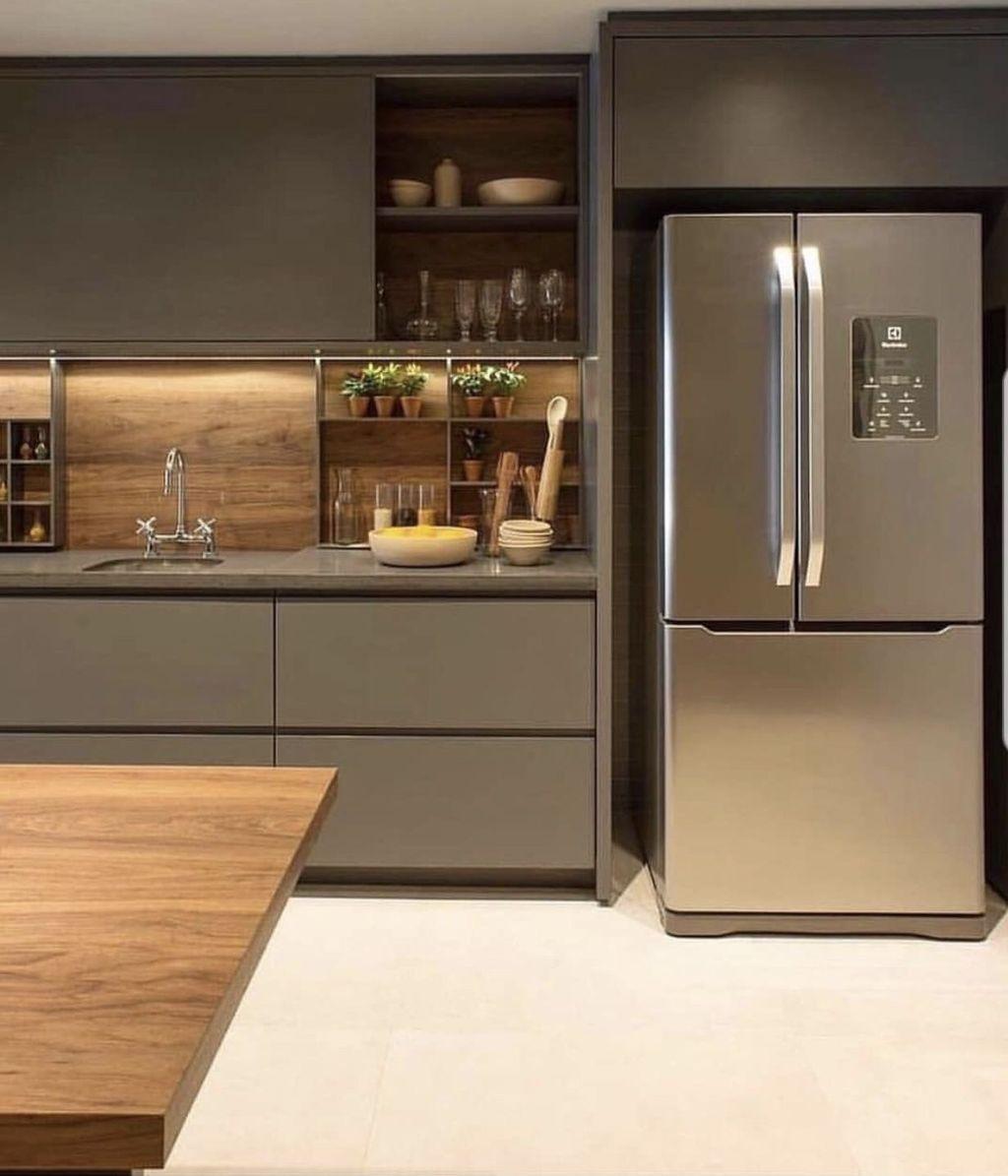 Popular Minimalist Kitchen Design Ideas You Never Seen Before 03