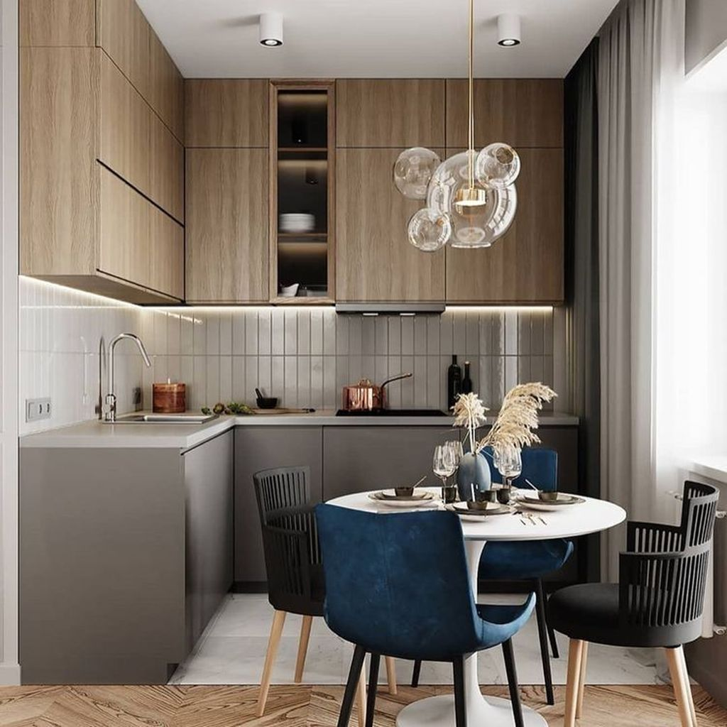 Popular Minimalist Kitchen Design Ideas You Never Seen Before 09