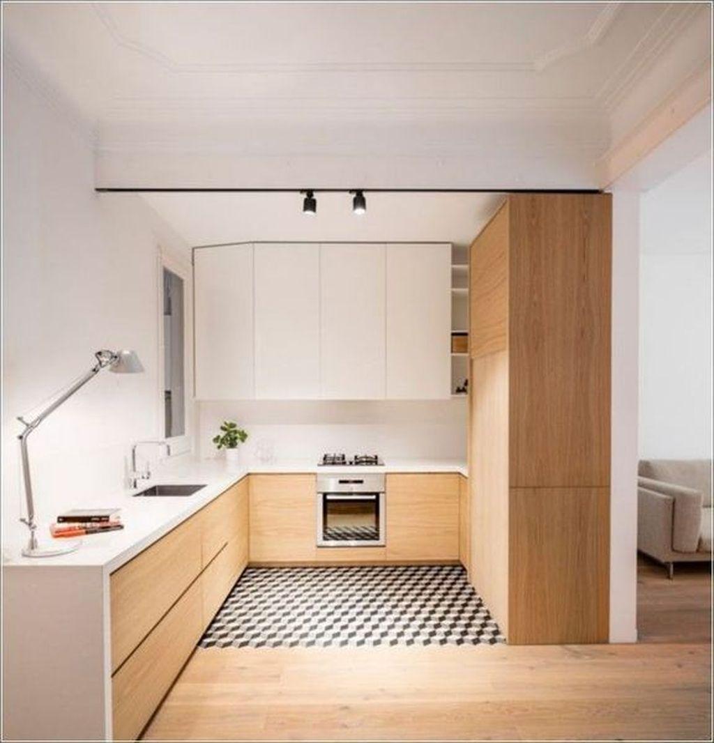 Popular Minimalist Kitchen Design Ideas You Never Seen Before 13