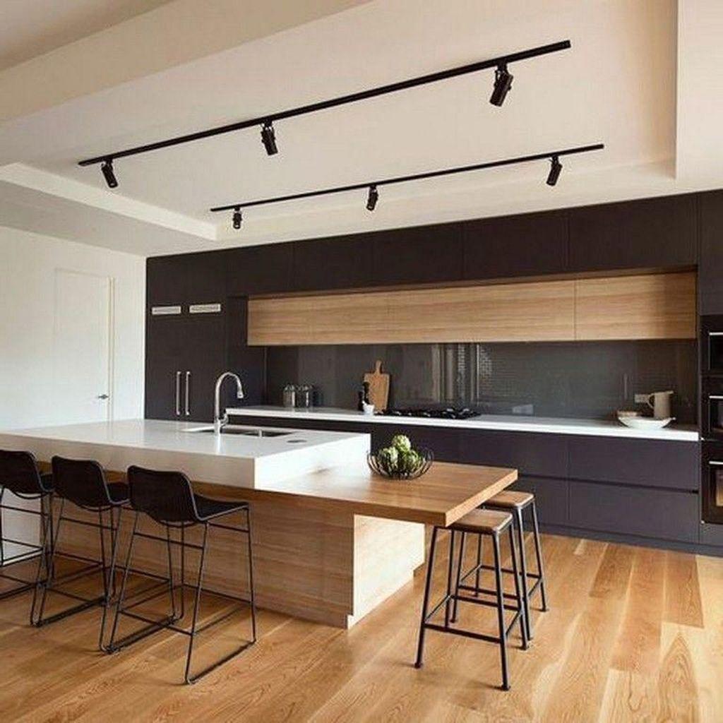Popular Minimalist Kitchen Design Ideas You Never Seen Before 15