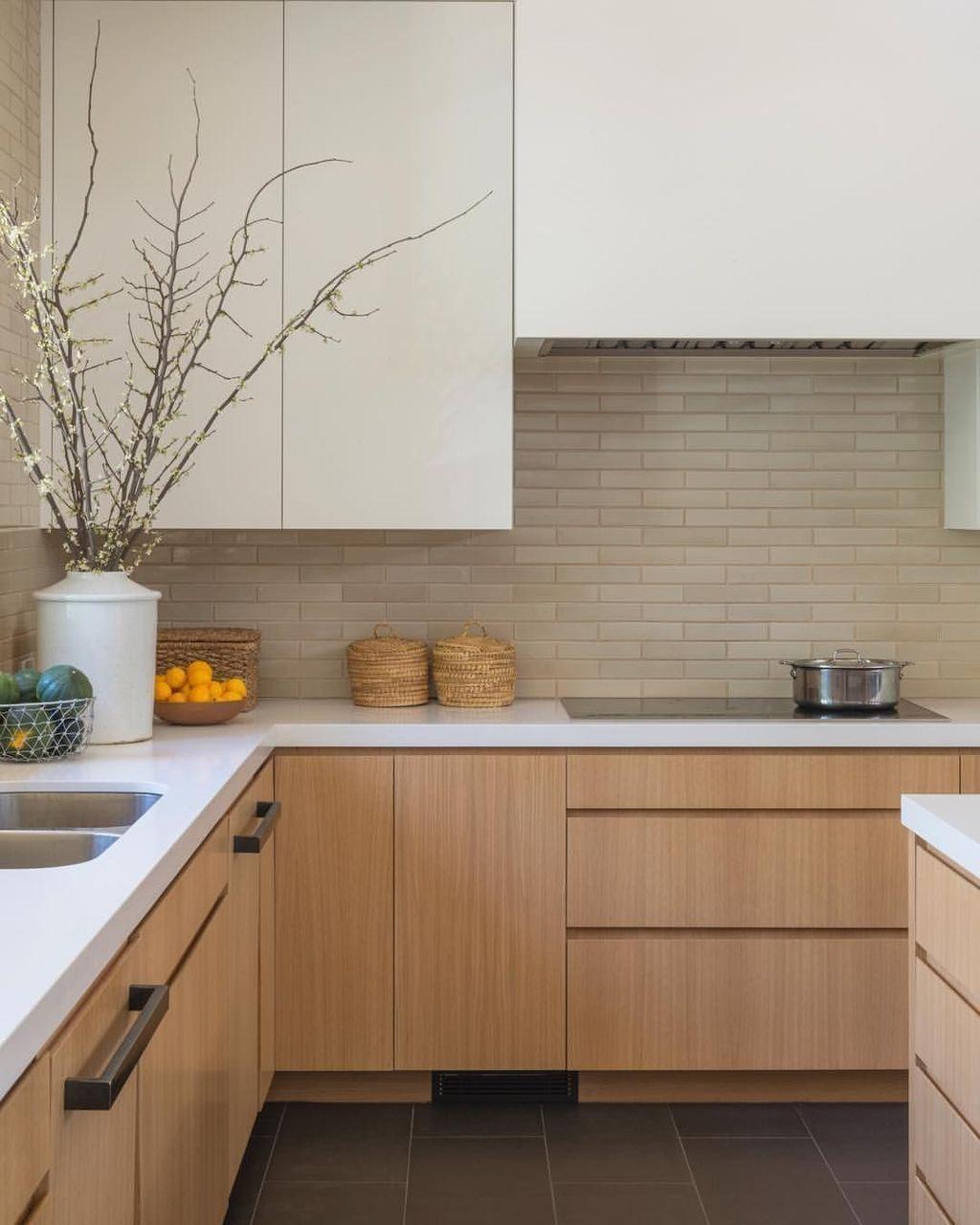 Popular Minimalist Kitchen Design Ideas You Never Seen Before 20