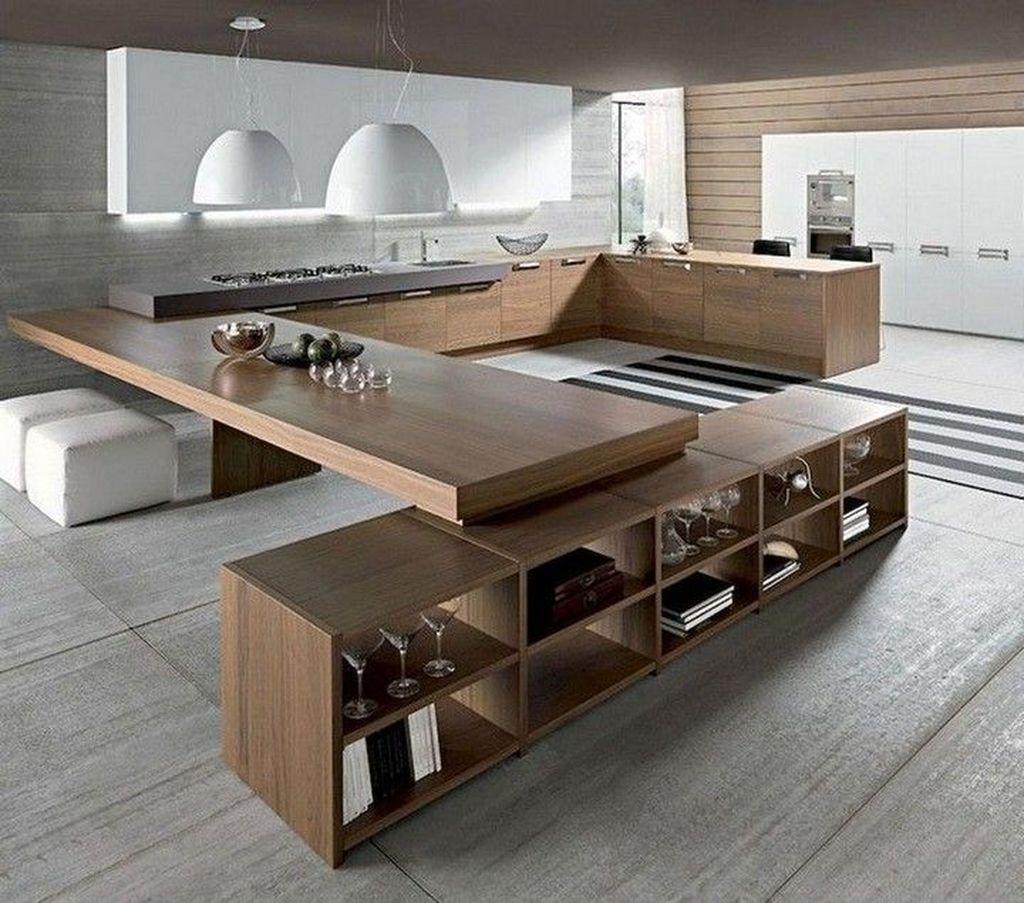 Popular Minimalist Kitchen Design Ideas You Never Seen Before 29