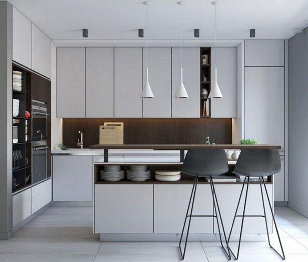 Popular Minimalist Kitchen Design Ideas You Never Seen Before 30