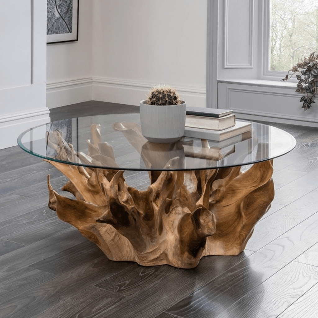Stunning Coffee Table Design Ideas To Decorate Your Living Room 33