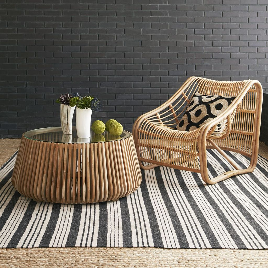Stunning Rattan Furniture Design Ideas 14