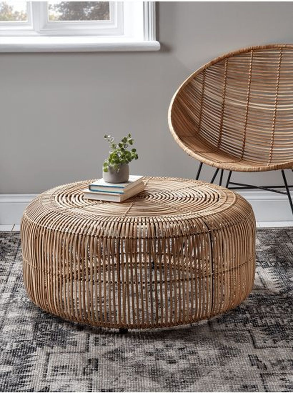 Stunning Rattan Furniture Design Ideas 18
