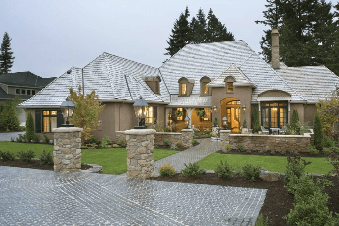 The Best European House Exterior Design Ideas 04