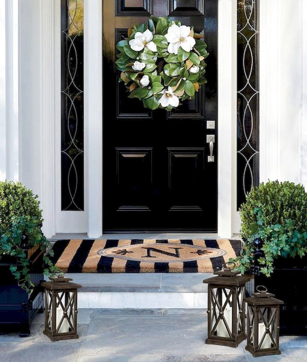 The Best Small Front Porch Ideas To Beautify Your Home 20