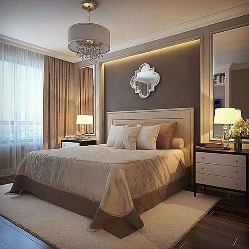 Wonderful Luxury Bedroom Design Ideas You Will Love 13