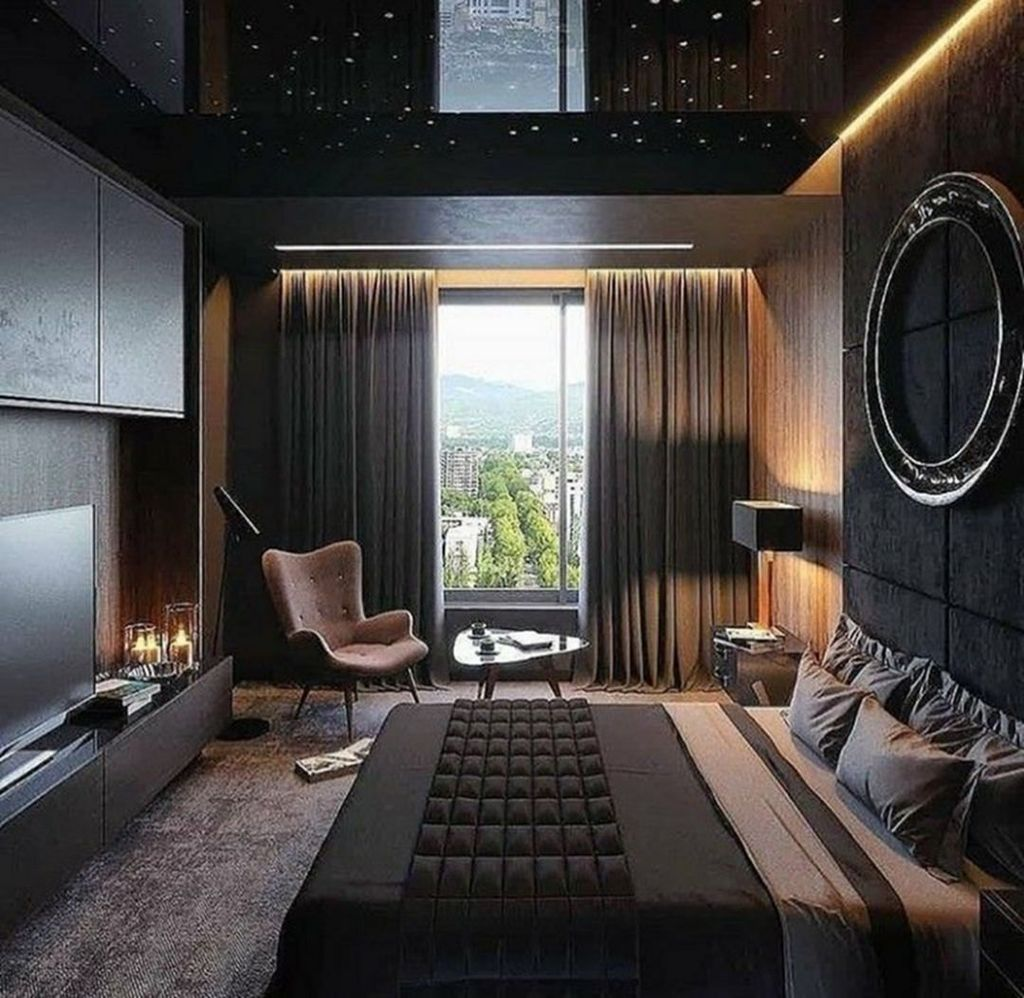 Wonderful Luxury Bedroom Design Ideas You Will Love 25