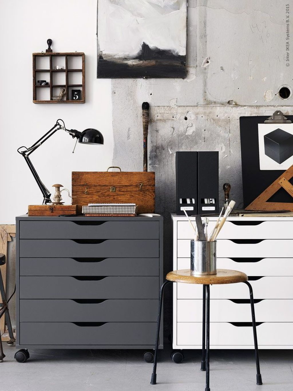 Wonderful Workspace Inspiration That You Have To Try 03