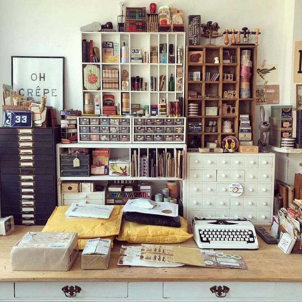 Wonderful Workspace Inspiration That You Have To Try 04