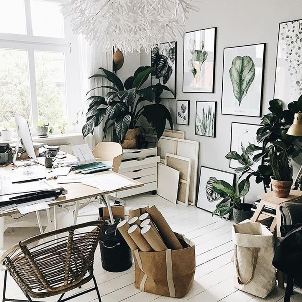 Wonderful Workspace Inspiration That You Have To Try 18