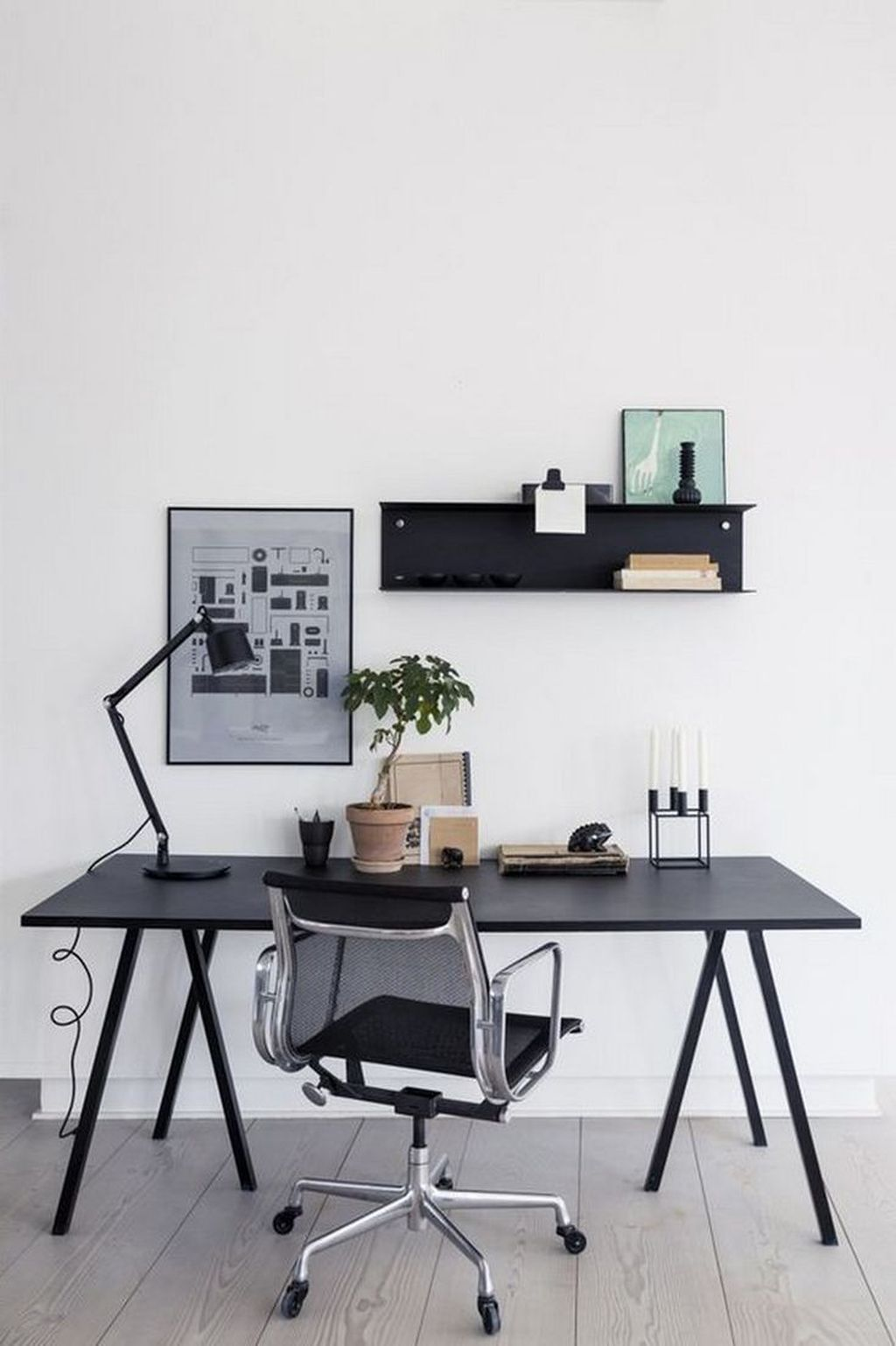 Wonderful Workspace Inspiration That You Have To Try 19
