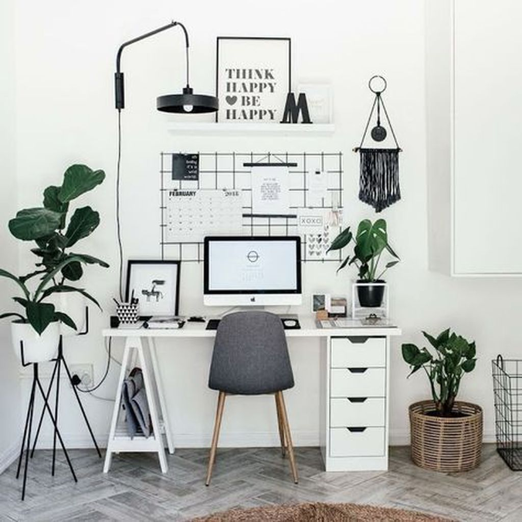Wonderful Workspace Inspiration That You Have To Try 26