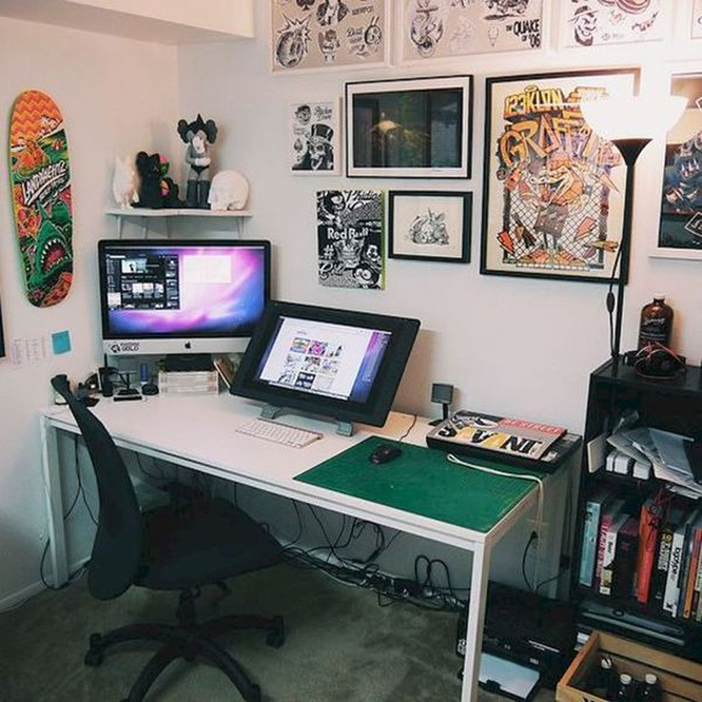 Wonderful Workspace Inspiration That You Have To Try 32