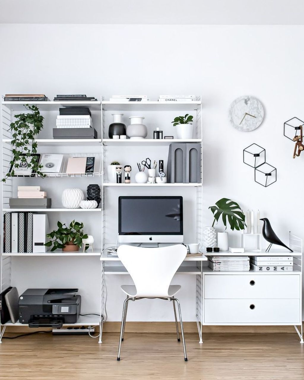 Wonderful Workspace Inspiration That You Have To Try 35
