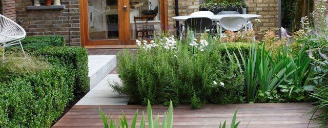 Amazing Contemporary Backyard Design Ideas 11