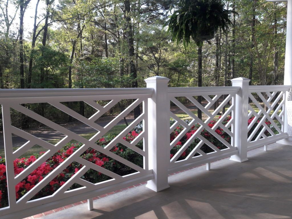 Awesome Balcony Railing Design Ideas To Beautify Your Exterior 16