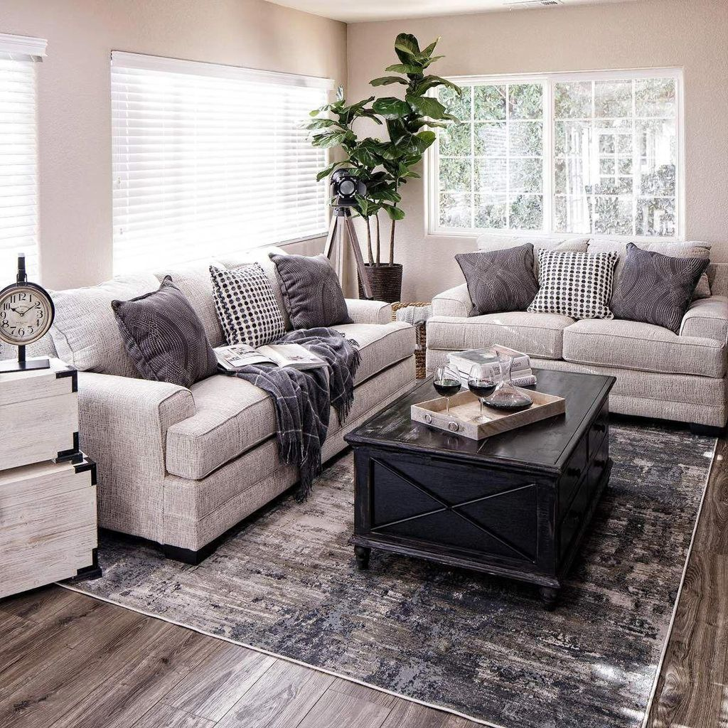 Awesome Rustic Furniture Ideas For Living Room Decor 19