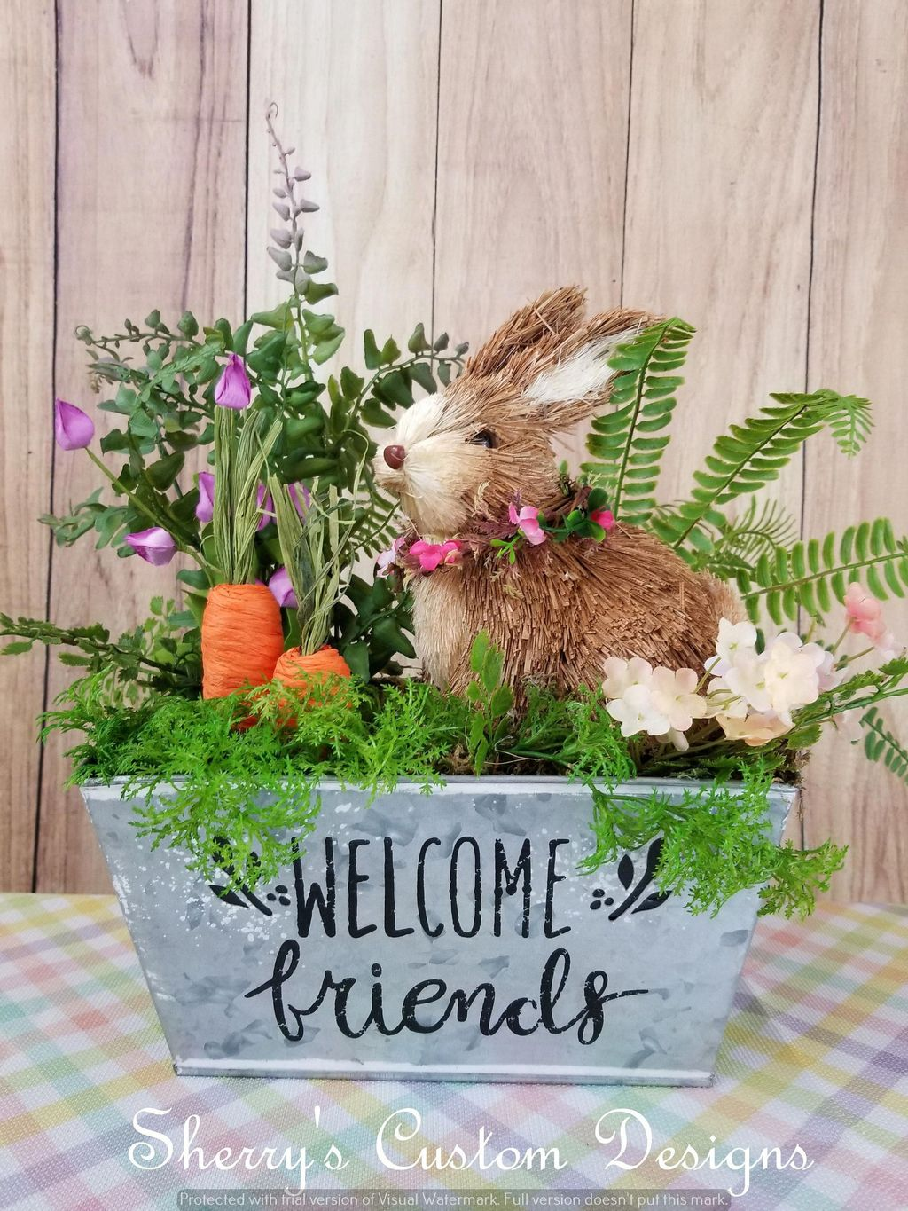 Awesome Spring Table Centerpieces With Farmhouse Style 03